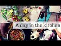 FOOD HAUL & LEARNING NEW RECIPES!  [VEGAN!] | #RanjuVlogs | Ranju N