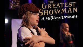 Video Talented UK Kids COVER The Greatest Showman 'A MILLION DREAMS' MP3, 3GP, MP4, WEBM, AVI, FLV Juli 2018