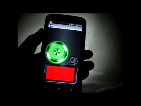 Video of Search Flashlight LED