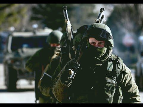 Крым. События 27 февраля 2014 года