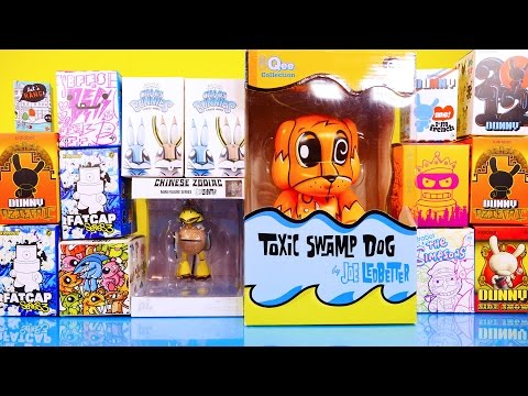 box - Kidrobot MEGA UNBOXING !!! Blind Box Opening For The Simpsons, Futurama, Chaos Bunnies, BFFs, Azteca 2 Dunny, Fatcap, Let's Hang, French Dunny, Sideshow Dunny, AND MORE!!! Check out more of...