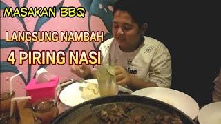 Video Wow!!!  Habis empat piring nasi - makan di restoran MP3, 3GP, MP4, WEBM, AVI, FLV Juni 2019