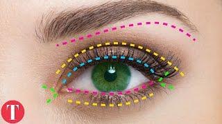 Video 10 Makeup Tricks That Will Make You More Attractive MP3, 3GP, MP4, WEBM, AVI, FLV September 2018