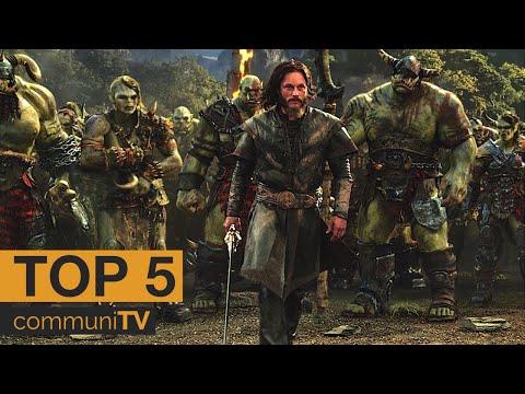 TOP 5: High Fantasy Movies