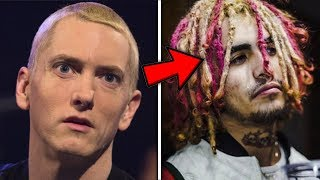 Video 8 Times Eminem's Disses Crossed The Line… (Lil Pump, Drake, Migos) MP3, 3GP, MP4, WEBM, AVI, FLV Januari 2019