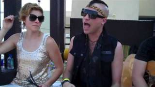 Neon Trees - Animal (Acoustic) - The Palms - Las Vegas 7.30.10