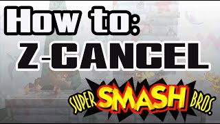 How to: Z-Cancel | Super Smash Bros. 64