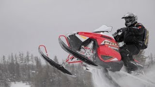2. 2014 Polaris 800 Pro RMK Review