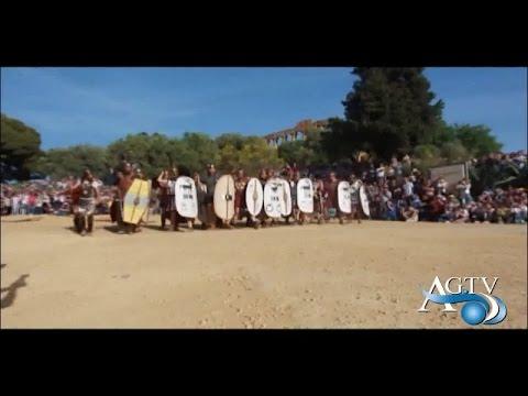 Viaggio nel tempo nella Valle dei Templi di Agrigento NewsAgtv