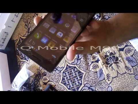 Unboxing Q Mobile M90