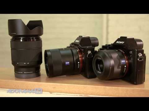 overview - http://www.adorama.com AdoramaTV presents the Sony a7 and a7R mirrorless interchangeable lens compact. Join Diane as she explores the world's lightest interc...