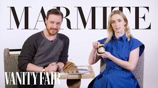 Video Emily Blunt and James McAvoy Explain a Typical British Day | Vanity Fair MP3, 3GP, MP4, WEBM, AVI, FLV September 2018