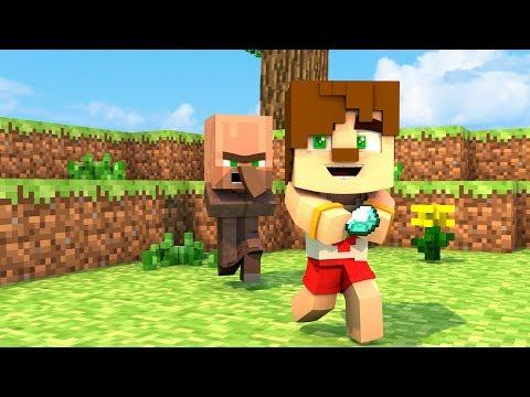 DİAMONDUMU ÇALDILAR ! (Minecraft Canlı Yayın) (видео)