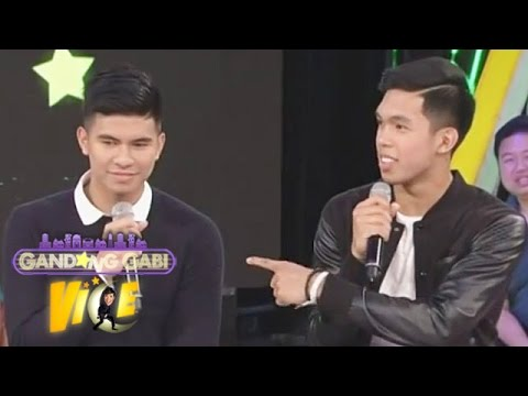 Kiefer - The Ravena brothers admit that when they were younger they always tend to compete at each other. What is their competition all about? Find out here! Subscribe to ABS-CBN Entertainment channel!...