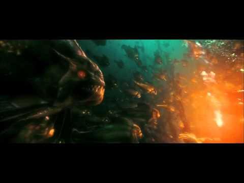 Пиранья 3D  Русский трейлер  2010  HD