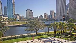 The University of Tampa - Riverside Live Webcam