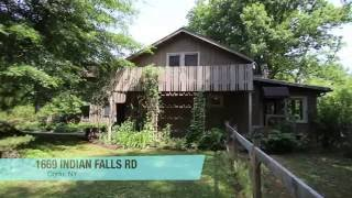 Corfu (NY) United States  City pictures : 1669 Indian Falls Rd, Corfu, NY presented by Bayer Video Tours