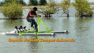 Download Video Sepeda Air buatan kita Made in Aceh MP3 3GP MP4