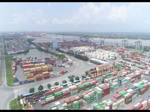 Tăng liên kết vùng từ phát triển dịch vụ logistics ở Hải Phòng