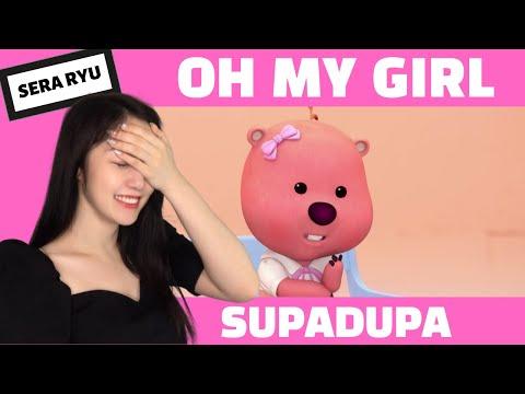 [Reaction] OH MY GIRL(오마이걸) _ SUPADUPA (천천히 해봐) MV