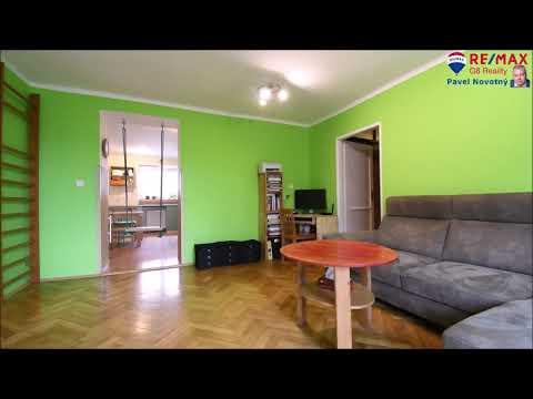 Video Prodej bytu OV 3+1+B, 89 m2, Pasteurova ul., Ústí n.L.-centrum