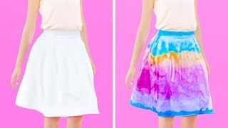 Video 25 COOL AND EASY CLOTHES DECORATING TRICKS MP3, 3GP, MP4, WEBM, AVI, FLV Juli 2018