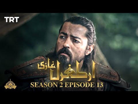 Ertugrul Ghazi Urdu | Episode 13| Season 2