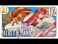 Secret of Mana: Der eisige Samen! 🔴 | #02 | Let's Play [DEUTSCH]