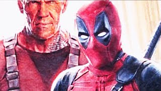 Deadpool 2 Teaser Trailer 2017 Movie 2018 - Official