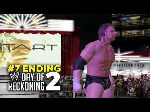 WWE Day of Reckoning 2 Story Mode Ep 7 ENDING   WRESTLEMANIA REDEMPTION