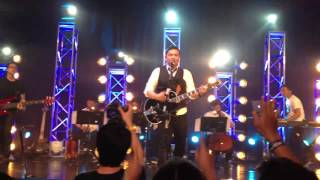 Sidney Mohede - The Rescue - Open The Sky (Live)