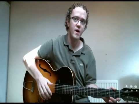 learn blues guitar - Please click 'like' or 'share' if you enjoyed this video Follow this link to notation/tab for the lick: http://jamieholroydguitar.com/how-to-play-acoustic-bl...