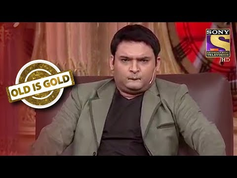 Kapil Talks Drunk | Old Is Gold | Comedy Circus Ke Ajoobe