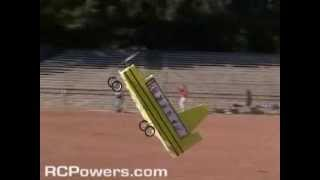 Flying School Bus that Transforms MUST SEE!