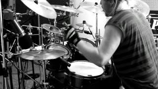 Video Secret Of Darkness - Neotericus Universum (studio report #1 Drum
