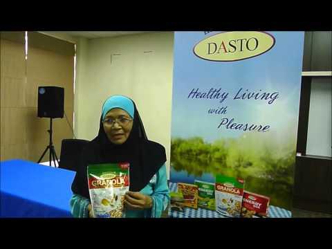 MATRADE's Success Story (Dasto Food Sdn Bhd)