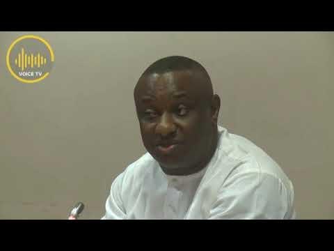 Download Keyamo Comment On Atiku Corrupt Charges Tears Senate Apart