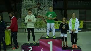 Tennis, Campionati Regionali Giovanili Indoor