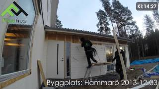 Video: Byggplats: Hammarö 2013-12-03