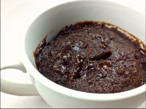 BROWNIE IN A CUP - Todd's Kitchen