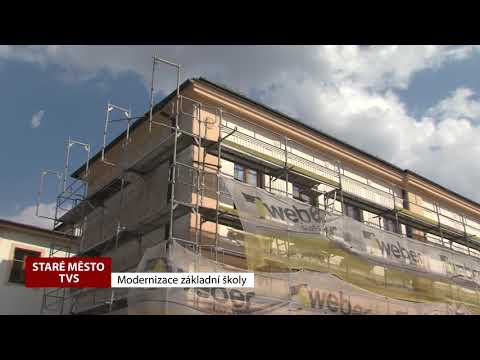 TVS: Staré Město - Rekonstrukce základní školy