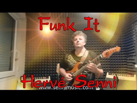 Funk It – semie-acoustique Scaloppé  & Strato Modern Player