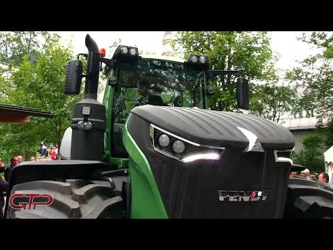 NEW Fendt 1038, 1042, 1046 & 1050 Vario 380 to 500 hp