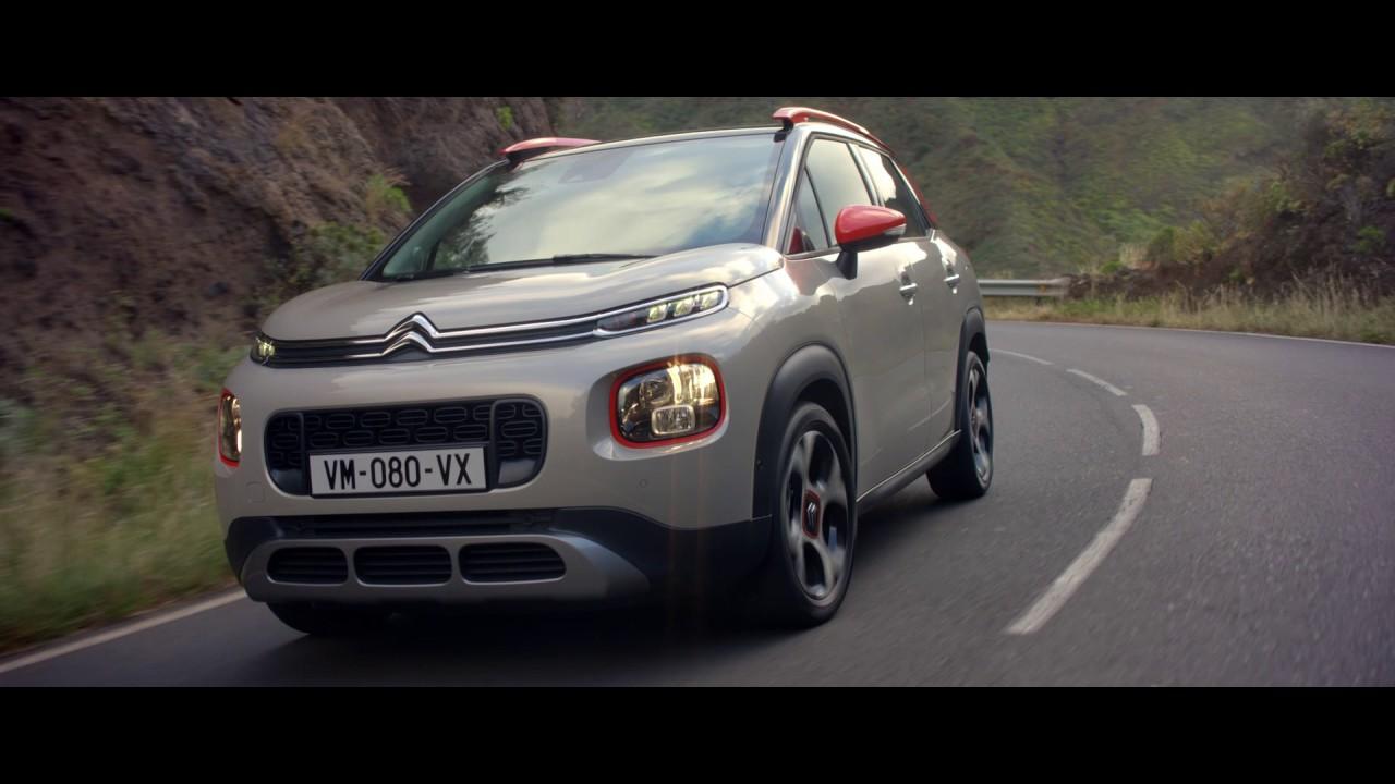 Nouveau SUV Compact Citroën C3 Aircross