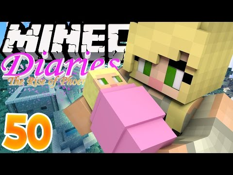 Molly's Secret    Minecraft Diaries [S2: Ep.50 Roleplay Survival Adventure!]