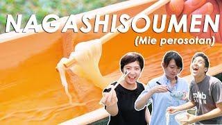 Video CUMA DI JEPANG! MAKAN MIE DARI PEROSOTAN! (Nagashisoumen) MP3, 3GP, MP4, WEBM, AVI, FLV Februari 2019