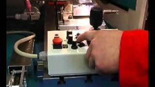 Plastic injection mould tools built up using a pulsed YAG laser