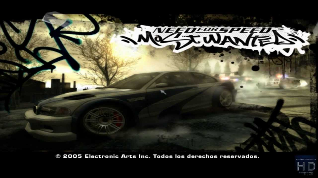 Need For Speed Most Wanted Para Pc Completo