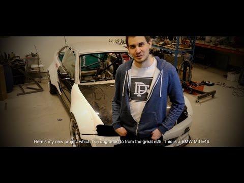Bild: Alexander Granlund 2015 - BMW E46 Projekt