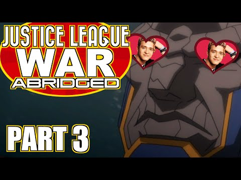 Justice League War Abridged Part 3